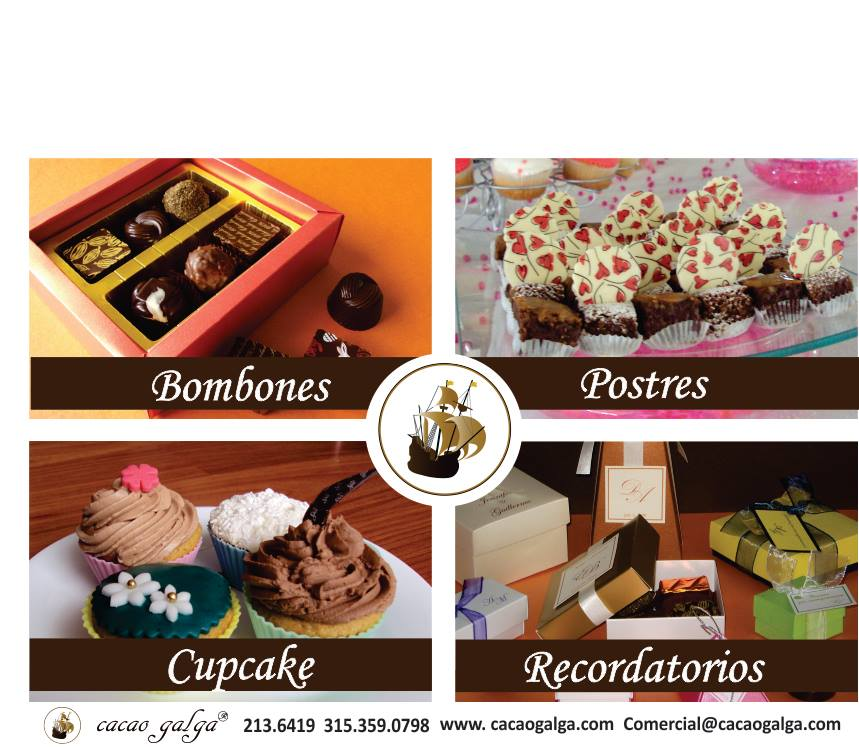 Post Card for Cacao Galga