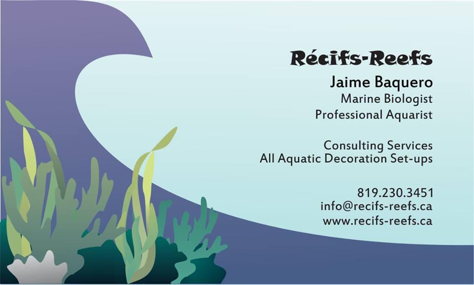 Récifs-Reefs