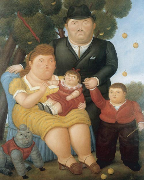 botero-fat-family