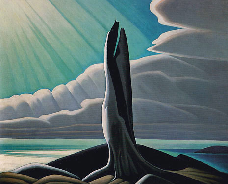 LawrenHarris-North-Shore-Lake-Superior-1926