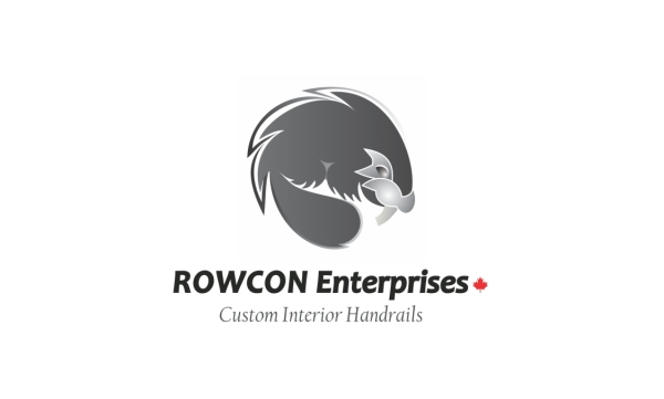 Business Card for ROWCON Enterprises - Front