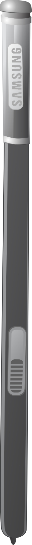 Samsung Note lapiz negro web