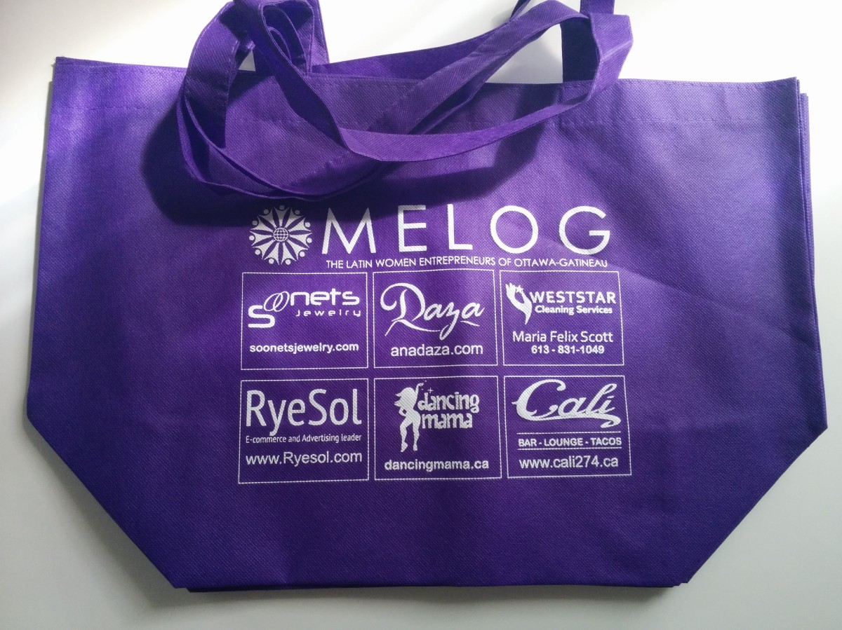 Bag for Red MELOG LatinExpo2014
