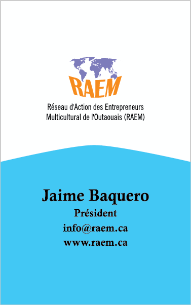 business card Raem 1web